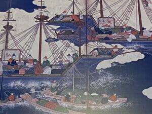 戦国期の対外貿易